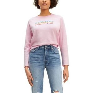 Levi Rainbow Graphic Sweatshirt NWT XL